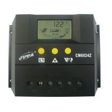 Контроллер JUTA CM6024Z 60А 12/24В