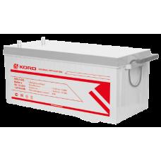 Аккумуляторная батарея KORD GP 12-250