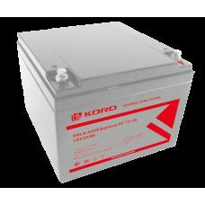 Аккумуляторная батарея KORD GP 12-26