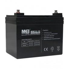 Аккумуляторная батарея MNB Battery MM33-12