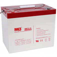 Аккумуляторная батарея MNB Battery MM75-12