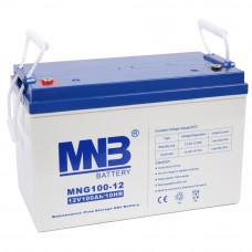 Аккумуляторная батарея MNB Battery MNG100-12