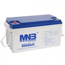 Аккумуляторная батарея MNB Battery MNG65-12