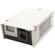 Инвертор СибКонтакт ИС1-12-1700У инвертор DC-AC, 12В/1700Вт