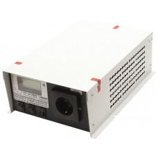 Инвертор СибКонтакт ИС1-24-2000У инвертор DC-AC, 24В/2000Вт