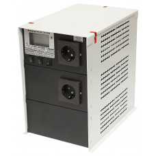 Инвертор СибКонтакт ИС1-24-6000У инвертор DC-AC, 24В/6000Вт