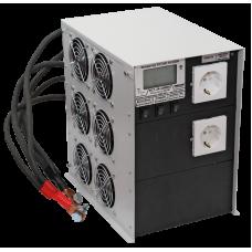 Инвертор СибКонтакт ИС1-24-6000 инвертор DC-AC, 24В/6000Вт