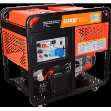 Дизельный генератор SKAT УГД- 11500 E