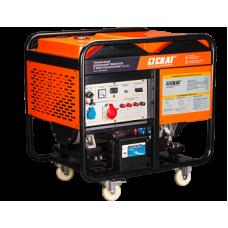 Дизельный генератор SKAT УГД- 10500 EТ