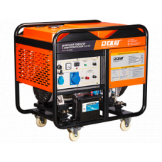 Дизельный генератор SKAT УГД- 10500 E