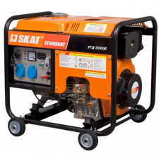 Дизельный генератор SKAT УГД- 3000 E