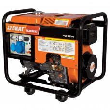 Дизельный генератор SKAT УГД- 4500 E