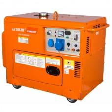Дизельный генератор SKAT УГД- 5300 EК