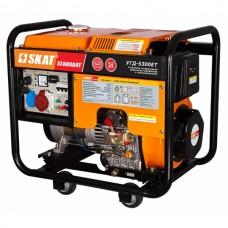 Дизельный генератор SKAT УГД- 5300 EТ