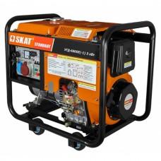 Дизельный генератор SKAT УГД- 6000 E(-1)/4 кВт