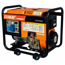 Дизельный генератор SKAT УГД- 6000 E