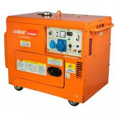 Дизельный генератор SKAT УГД- 6000 EК