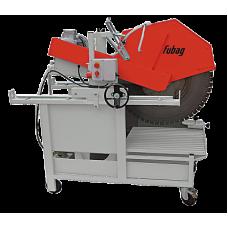 Станок для резки железобетонных изделий маятниковый с подвижной кареткой FUBAG PK 100N