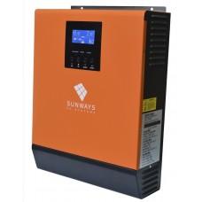 Солнечный инвертор Sunways UMX-NG 1KVA 24V MPPT