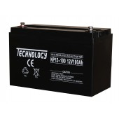 Аккумуляторная батарея TECHNOLOGY 12V100AH