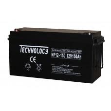 Аккумуляторная батарея TECHNOLOGY 12V150AH