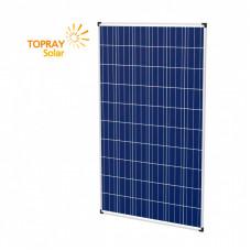 Солнечная батарея TOPRAY Solar поликристаллическая 270 Вт