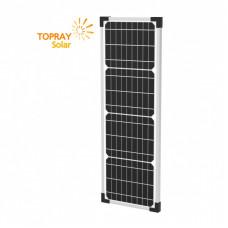 Солнечная батарея TOPRAY Solar монокристаллическая 20 Вт