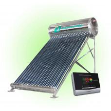 Солнечный водонагреватель с DVT трубками 120 литров Люкс