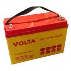 Аккумуляторная батарея Volta GST 12-100 SOLAR